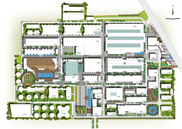 北京898景观设计项目