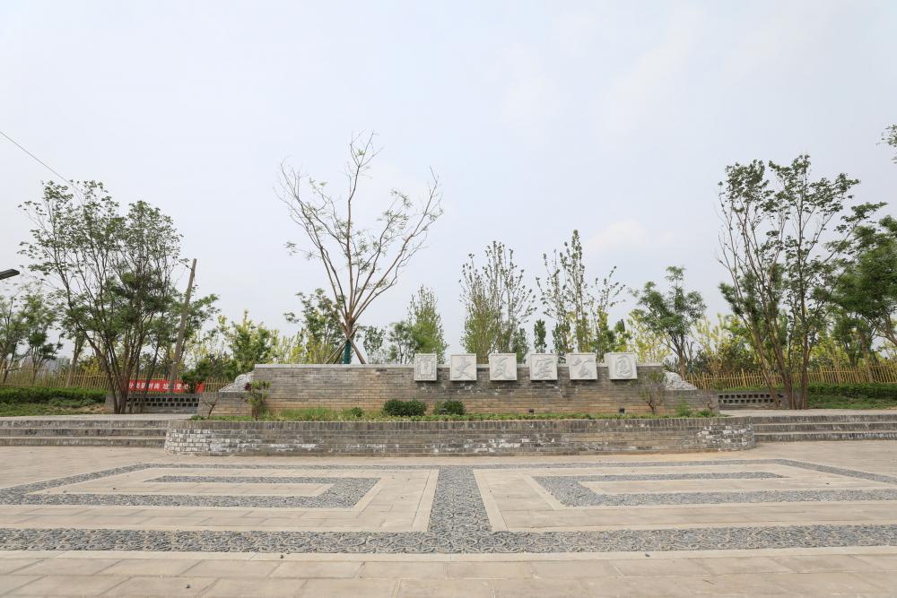 大瓦窑城市公园(一期)